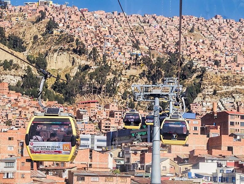 Mi Teleferico, La Paz