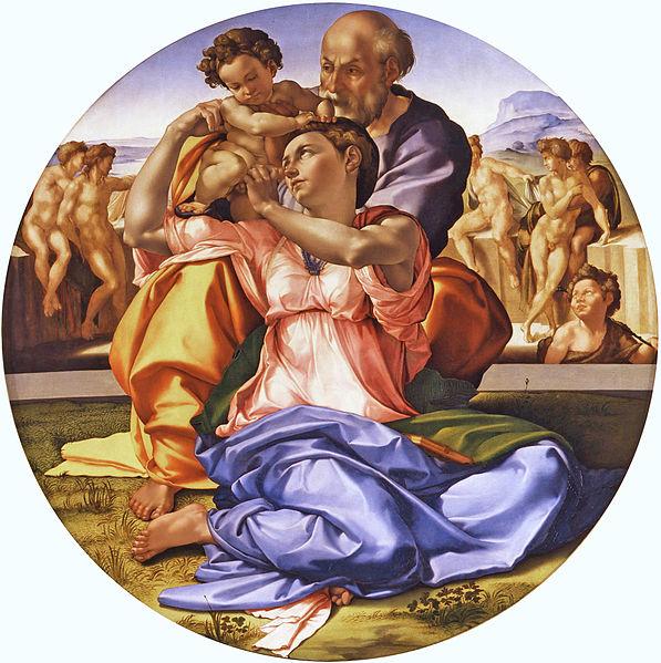 Sacra Famiglia (detta