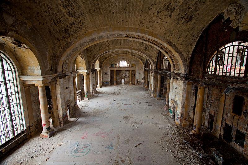Antica stazione di Detroit