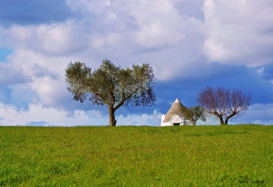 I migliori agriturismi in Puglia