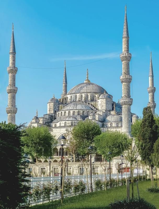 minareti istanbul turchia