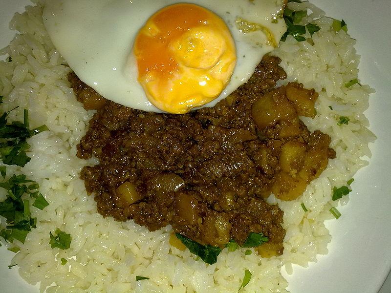 il piatto nazionale di macao, il minchi