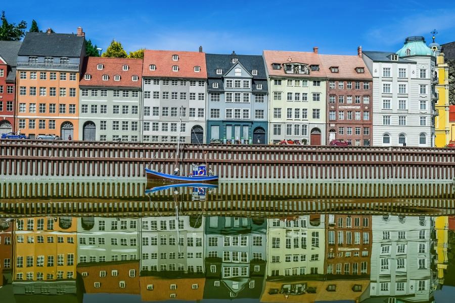 canale nyhavn copenaghen