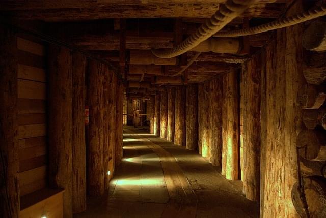 miniera di sale del wieliczka cracovia polonia