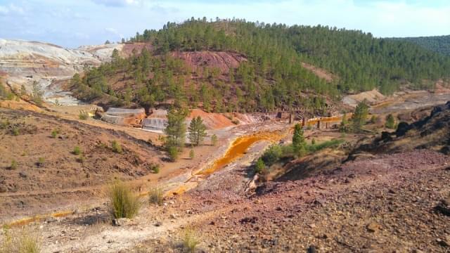 miniere di riotinto spagna
