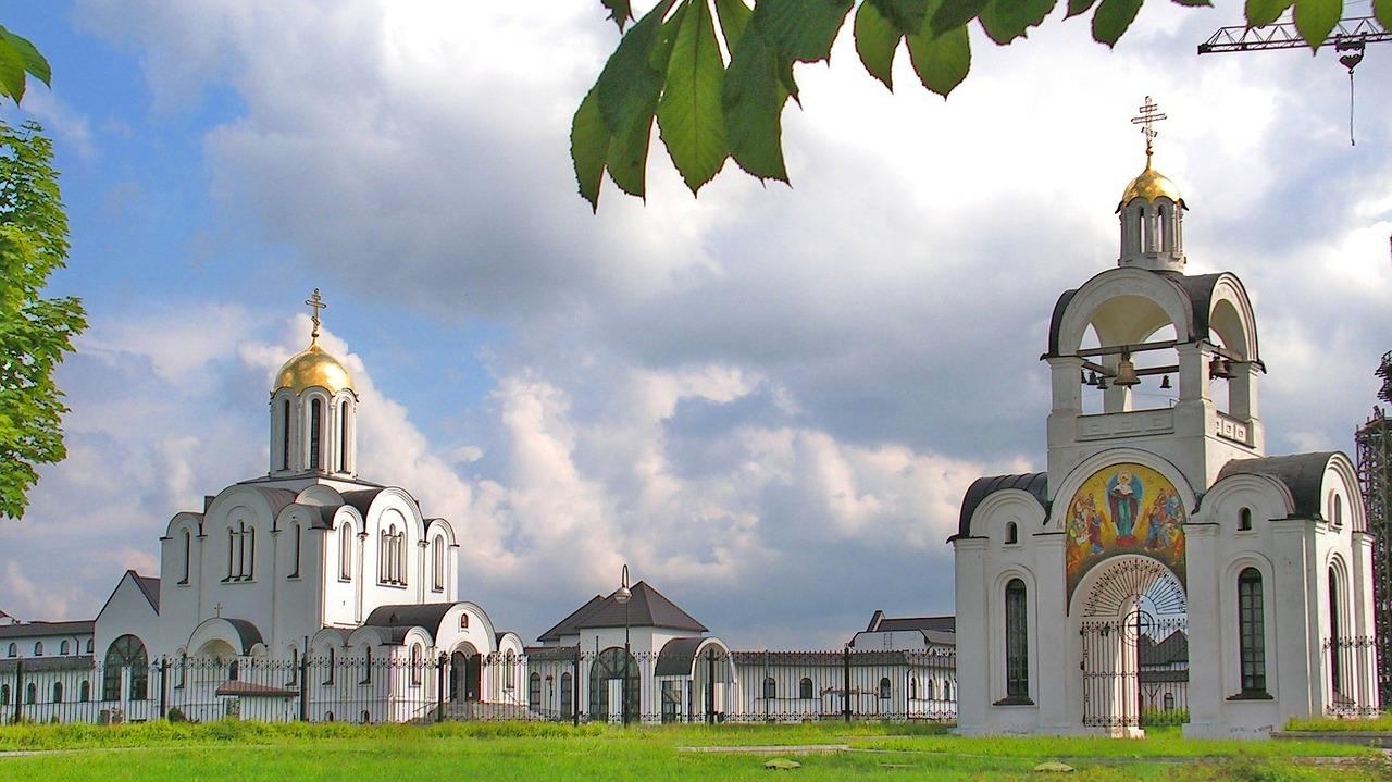 Minsk in Bielorussia