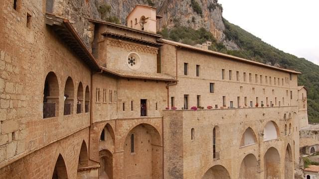 monastero benedettino subiaco