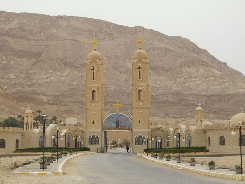 Monastero di Sant'Antonio, Deserto