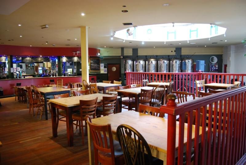 mono cafe bar glasgow scozia