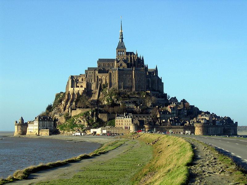 Mont Saint-Michel - Francia