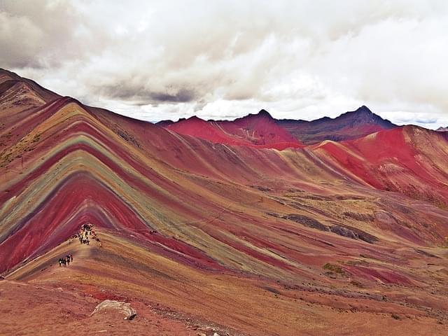 montagne arcobaleno cuzco