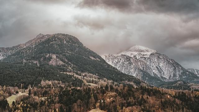 montagne di berchtesgaden