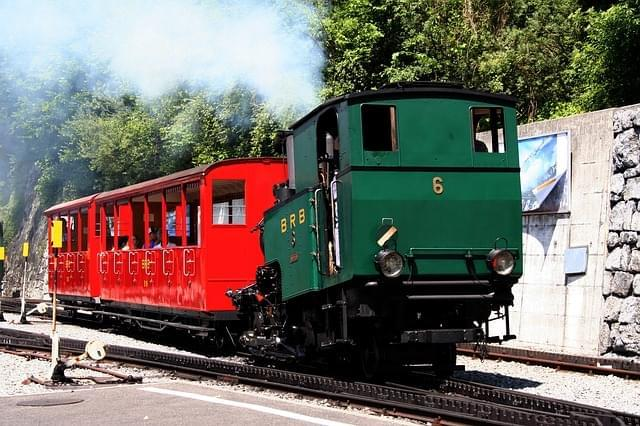 monte generoso treno cremagliera