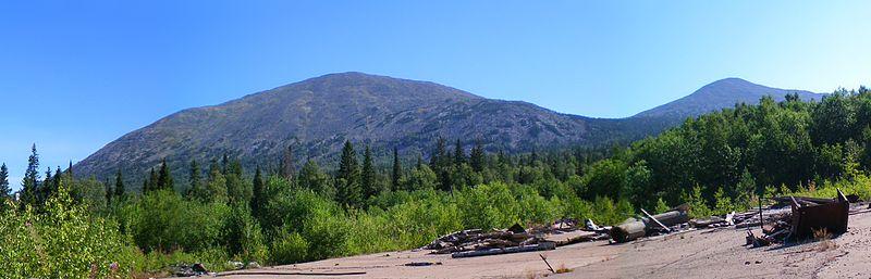 Monte Jamantau, Russia