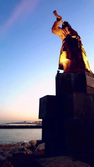 monumento al pescatore sbt