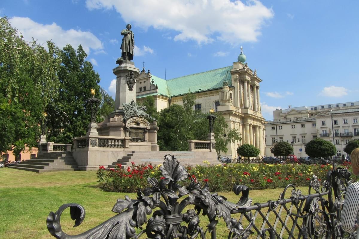 monumento di varsavia