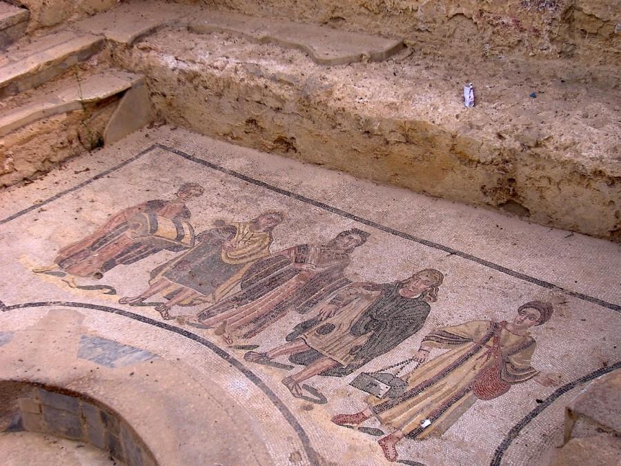 villa romana del casale piazza armerina