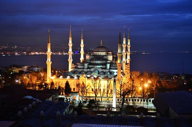 moschea blu istanbul 1