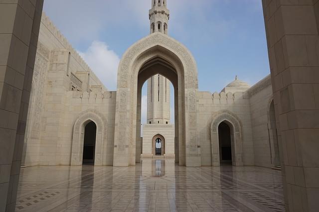 moschea dell oman