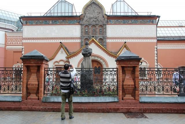 galleria tretyakov