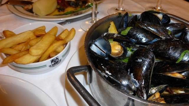 moules frites 1
