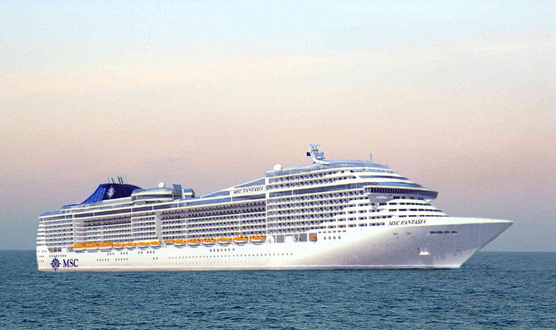 8 - MSC Fantasia - Msc Crociere