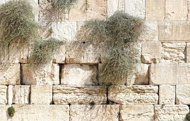 muro del pianto