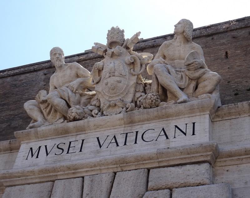 musei vaticani piu grandi al mondo