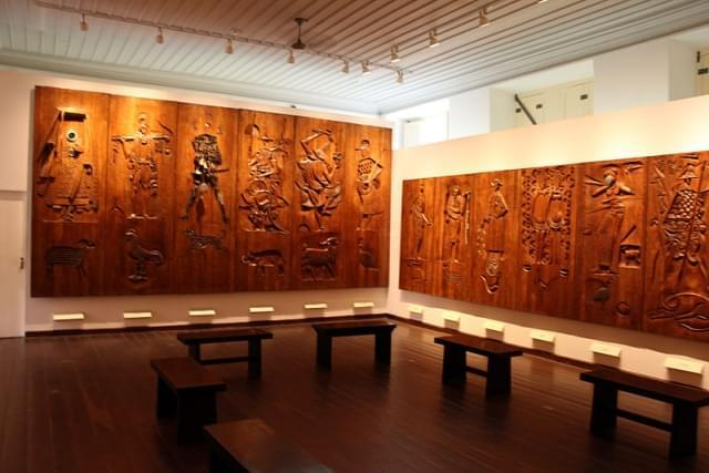 museo afro brasileiro