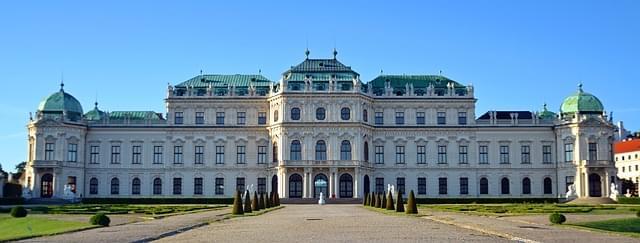 museo belvedere vienna