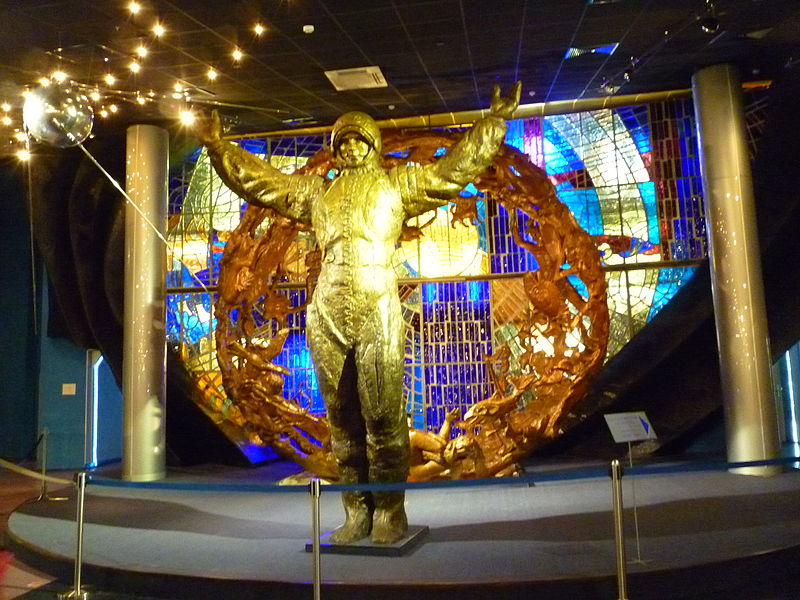 Museo Cosmonauti Mosca