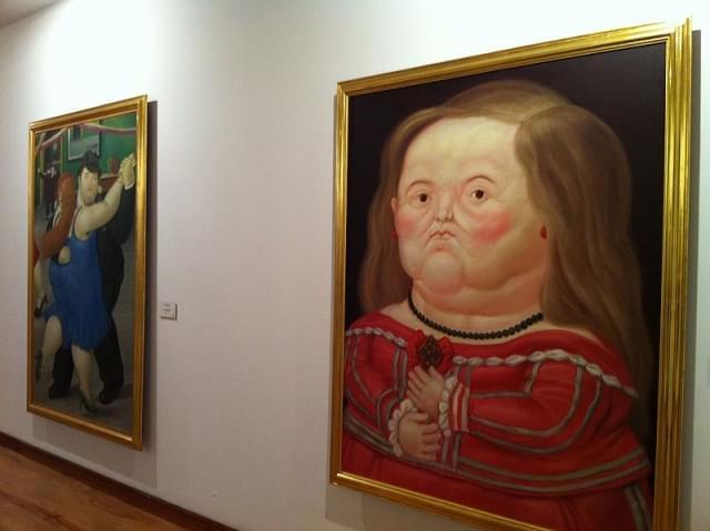 museo di botero bogot
