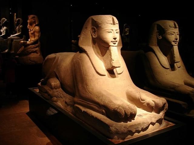sfinge museo egizio torino