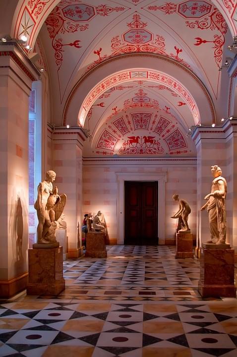 museo hermitage piu grande al mondo