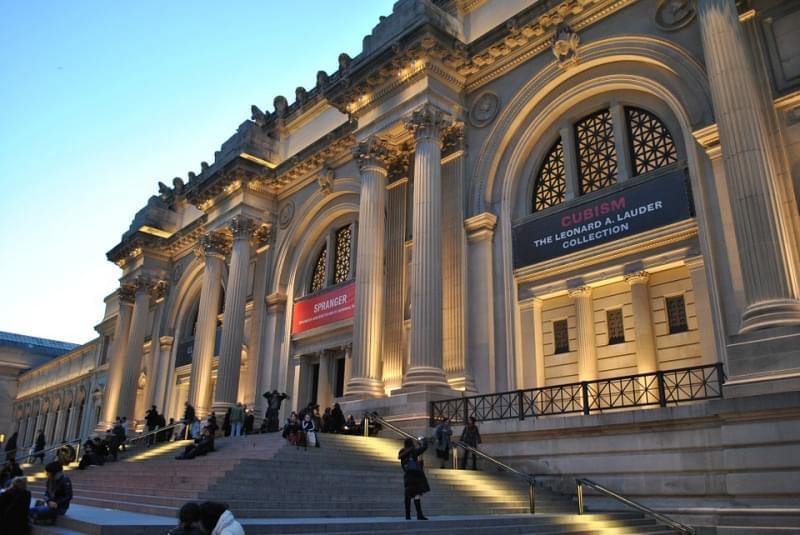 museo metropolitan new york piu grande al mondo