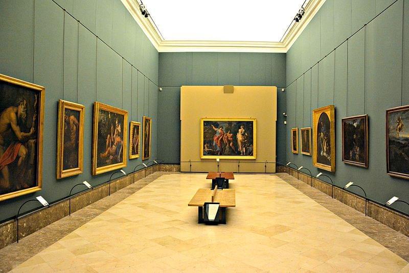museo nazionale di capodimonte di napoli