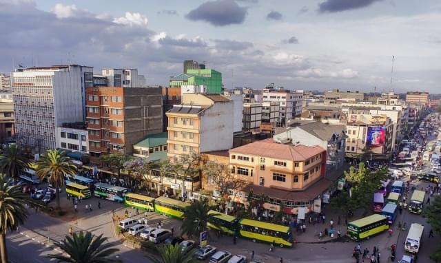 nairobi in kenya