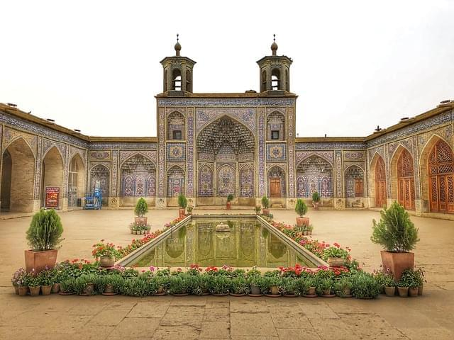 nasir ol fluido iran moschea islam 1