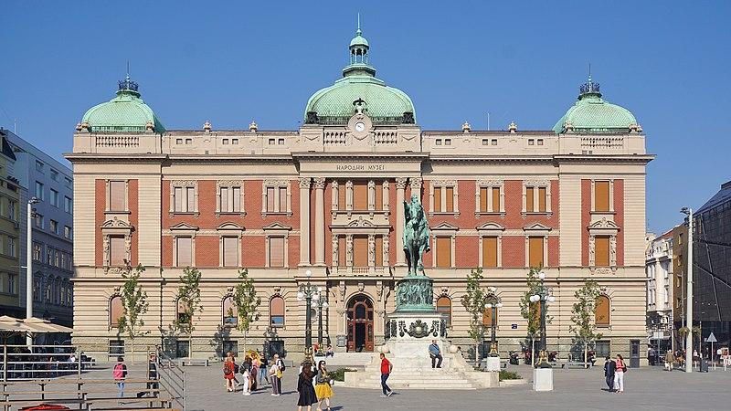7 museo nazionale di serbia