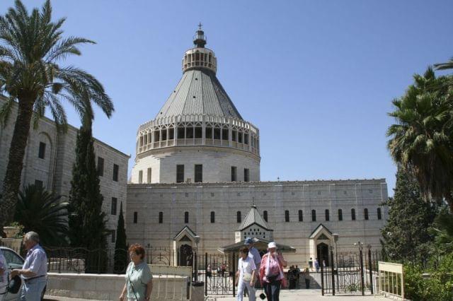 nazareth chiesa