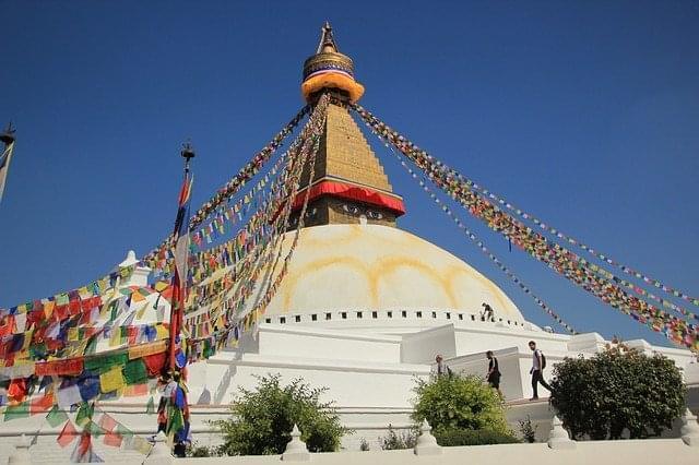 nepal boudhanath stupa nepal