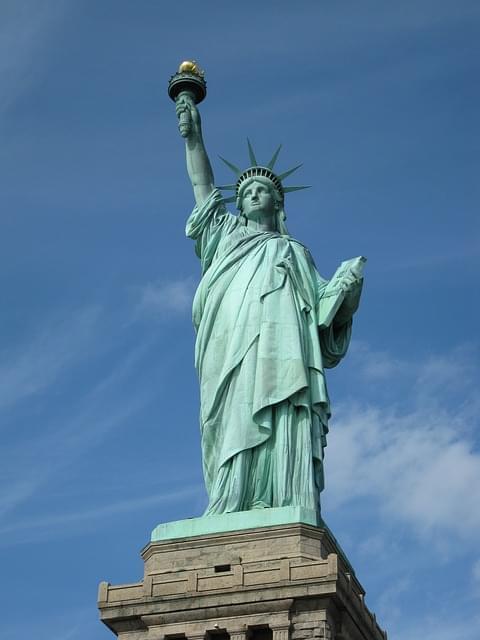 new york statua della libertà