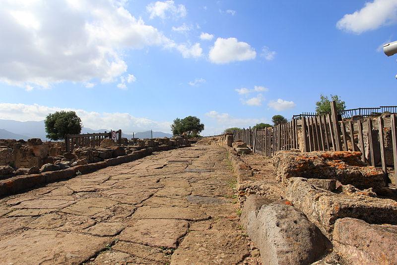 Sito archeologica di Nora