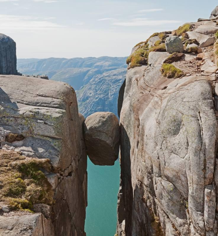 Fiordi e mare norvegesi, Norvegia