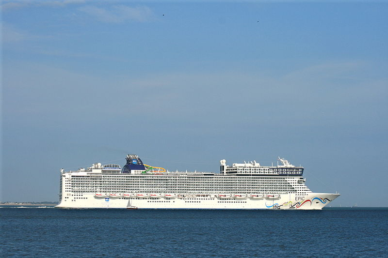4 - Norwegian Epic - NCL