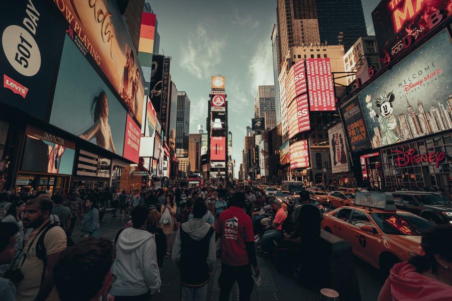 Times Square di NYC