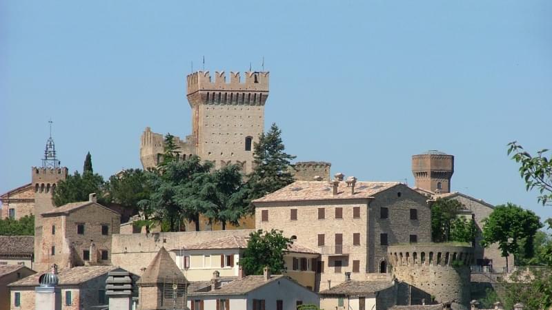 Offagna, Provincia di Ancona