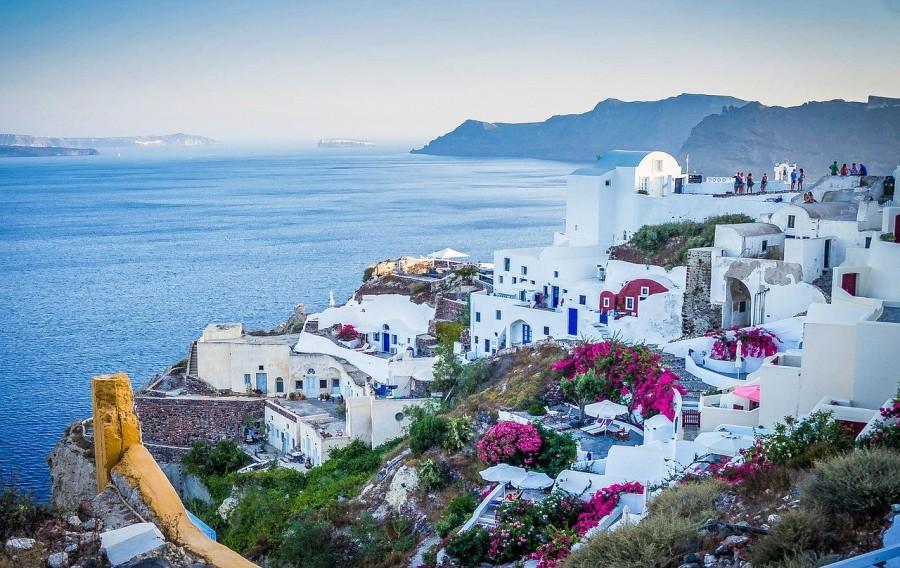 grecia a giugno