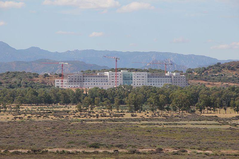 ospedale Mater Olbia