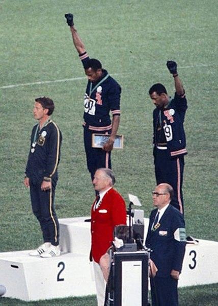 Premiazione risalente al 1968